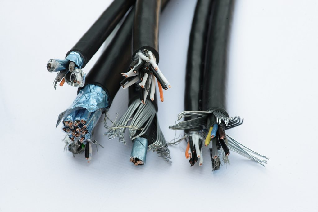 instrumentation electrical cable