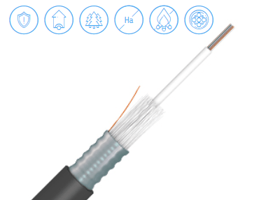 fire fibre cable
