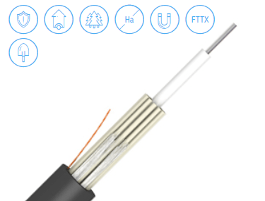 CLT FRP armoured cable