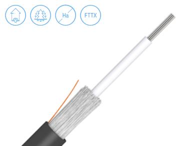 Standard fibre optic cable