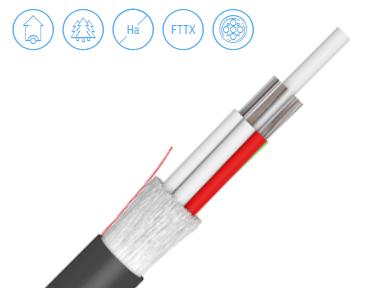 duct MLT Standard fibre optic