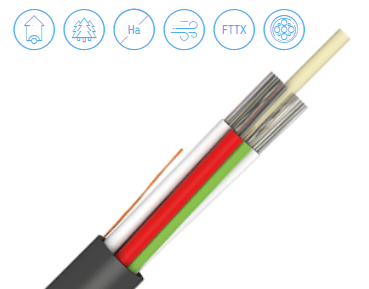 duct MLT Micro optic cable