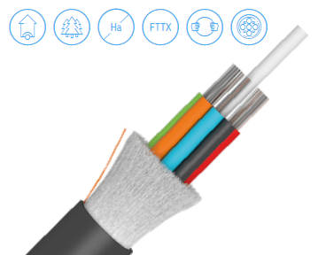 duct MLT Improved fibre optic cable