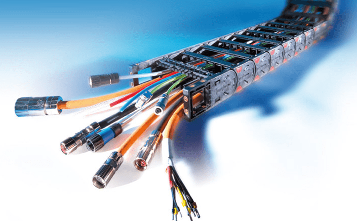 dragchain cable